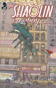[Shaolin Cowboy: Who'll Stop The Reign? #2 (Product Image)]