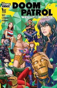 [Doom Patrol: The Weight Of The Worlds #1 (Product Image)]