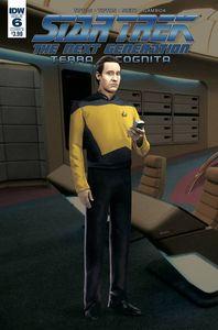 [Star Trek: The Next Generation: Terra Incognita #6 (Cover B Photo) (Product Image)]