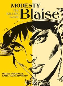 [Modesty Blaise: The Killing Game (Product Image)]
