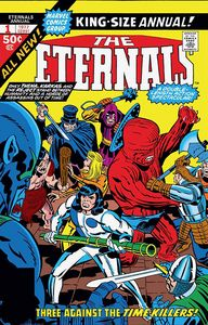 [Eternals: Volume 2 (Product Image)]