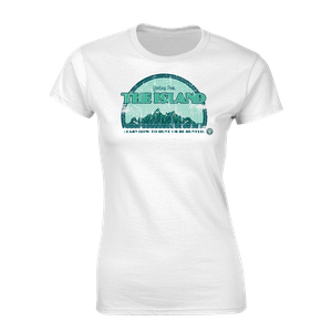 [Arrow: Women's Fit T-Shirt: Greetings From The Island (Product Image)]