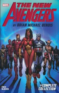 [New Avengers: By Brian Michael Bendis: Complete Collection: Volume 1 (Product Image)]