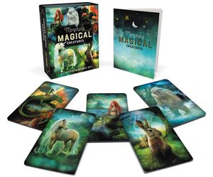 [Morphing Magical Creatures: A Lenticular Magnet Set (Product Image)]