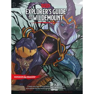 [Dungeons & Dragons: Explorer's Guide To Wildemount (Product Image)]
