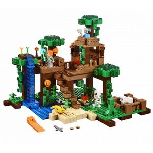 [Minecraft: Lego: The Jungle Tree House (Product Image)]