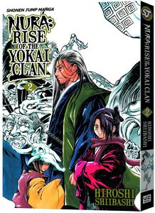 [Nura: Rise Of The Yokai Clan: Volume 2 (Product Image)]