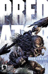 [Predator: Hunters III #2 (Cover B Wayshak Glow Dark Ink) (Product Image)]