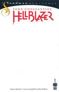 [John Constantine: Hellblazer #1 (Blank Variant Edition) (Product Image)]