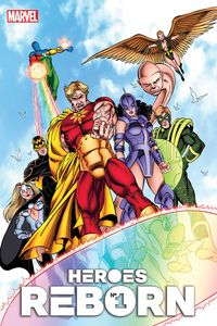 [Heroes Reborn #1 (Perez Hidden Gem Variant) (Product Image)]