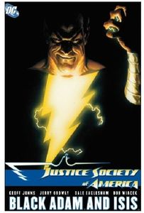 [JSA: Volume 5: Black Adam And Isis (Titan Edition) (Product Image)]