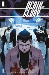 [Death Or Glory #4 (Cover A Bengal) (Product Image)]