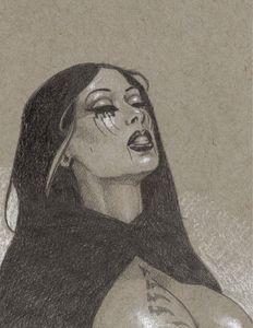 [Alt Paths: Raven Hex The Swordmaiden #1 (Dlx Litho Edition) (Product Image)]
