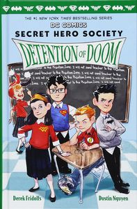 [Secret Hero Society: Detention Of Doom: Volume 3 (Harcover) (Product Image)]
