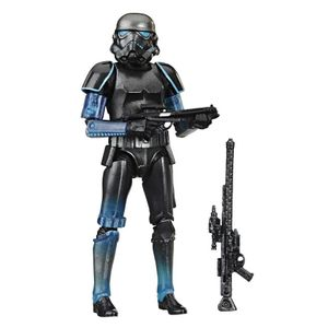[Star Wars: The Force Unleashed: Black Series Action Figure: Shadow Stormtrooper (Product Image)]
