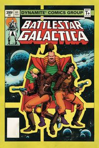 [Battlestar Galactica: Classic #1 (Cover E Simonson Sub Variant) (Product Image)]