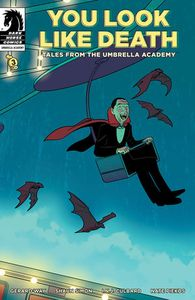 [You Look Like Death: Tales Umbrella Academy #3 (Cover B) (Product Image)]