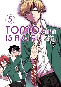 [Tomo-Chan Is A Girl!: Volume 5 (Product Image)]