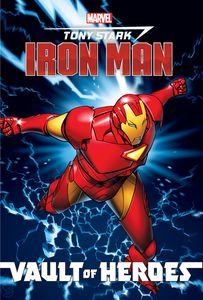 [Marvel Vault Of Heroes: Iron Man (Product Image)]