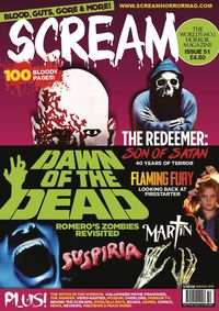 [The cover for Scream Magazine #53]