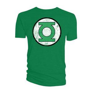 [DC: T-Shirt: Green Lantern Logo (Product Image)]