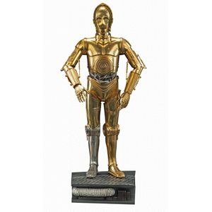 [Star Wars: Premium Format Figure: C-3PO (Product Image)]