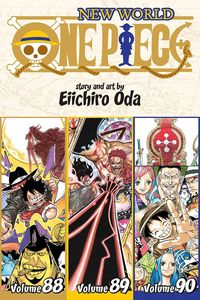 [One Piece: 3-In-1 Edition: Volume 30 (Product Image)]