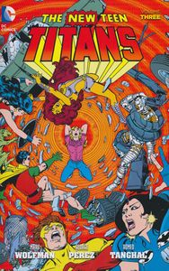 [The New Teen Titans: Volume 3 (Product Image)]