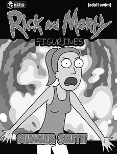 [Rick & Morty: Figurine Collection #4 (Product Image)]