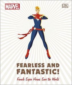 [Fearless & Fantastic: Female Super Heroes Save The World (Hardcover) (Product Image)]