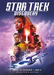[Star Trek: Discovery: Season 1 & 2 Guide (Collectors Edition) (Product Image)]