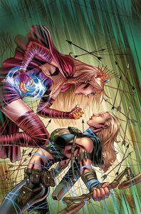 [Robyn Hood: Justice #5 (Cover B Vitorino) (Product Image)]