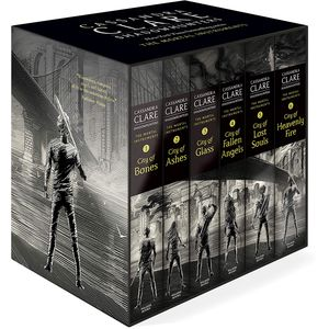 [The Mortal Instruments (Boxed Set) (Product Image)]