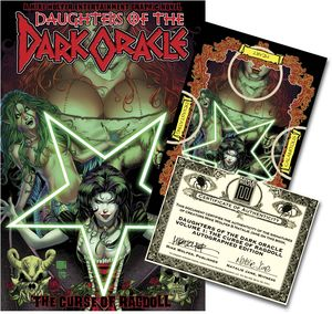 [Daughters Of The Dark Oracle: Volume 1 (Signed Edition) (Product Image)]