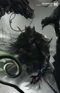 [Batman #97 (Card Stock F Mattina Variant Edition Joker War) (Product Image)]