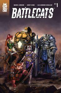 [Battlecats #1 (Product Image)]