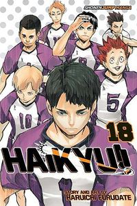 [Haikyu!!: Volume 18 (Product Image)]