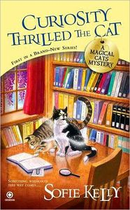 [Magical Cats Mystery: Book 1: Curiosity Thrilled The Cat (Product Image)]
