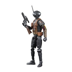[Star Wars: The Mandalorian: Black Series Action Figure: Q9-0 (Product Image)]