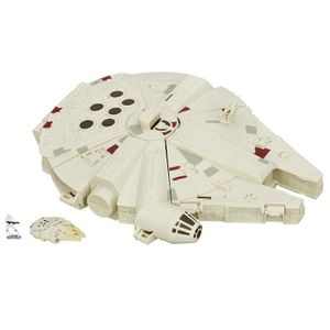 [Star Wars: The Force Awakens: Micro Machines Playsets: Millennium Falcon (Product Image)]
