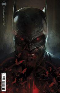 [DC Vs. Vampires #1 (Francesco Mattina Cardstock Variant) (Product Image)]