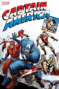 [Captain America: Anniversary Tribute #1 (Product Image)]