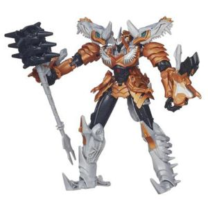 [Transformers: Age Of Extinction: Generations: Voyager Wave 1 Action Figures: Grimlock (Product Image)]