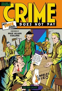 [Crime Does Not Pay: Archives: Volume 9 (Product Image)]