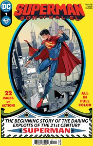 [Superman: Son Of Kal-El #1 (Product Image)]