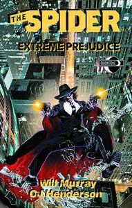 [Spider: Extreme Prejudice Novel (Product Image)]