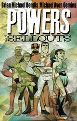 [Powers: Volume 6: Sellouts (Product Image)]