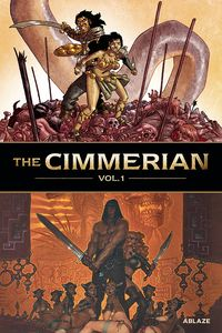 [Cimmerian: Volume 1: Queen Of The Black Coast (Hardcover) (Product Image)]