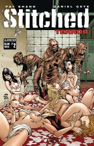 [Stitched: Terror #2 (Brutal) (Product Image)]