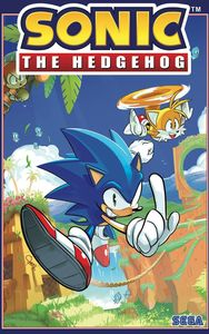 [Sonic The Hedgehog: Volume 1: Fallout (Product Image)]